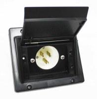 Vanagon Westfalia Electrical Hookup Black White