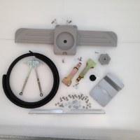 Vanagon Westfalia Complete Skylight Assembly Kit - Grey