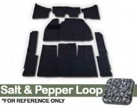 Carp. Sup 71-72 S&P LP w/Foot