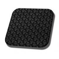 Upholstery Ghia 61-65 Blk Bskt