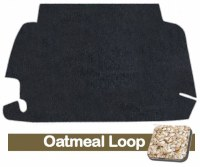 Trunk Carpet T1 68-78 OAT