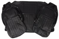Upholstery T1 68-69 Black Basketweave
