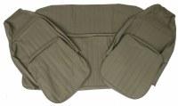 Upholstery T1 68-69 Grey Basketweave