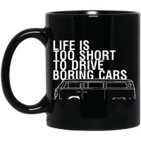 Mug Too Short Bus Black