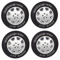 "Alloy 16"" Bus/Van Wheel Tire Set 006 215/70/16 (4WD) MAXXIS"
