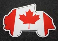 Decal - Westy Canada