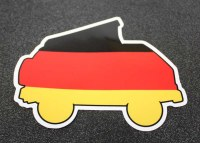 Decal - Westy Germany