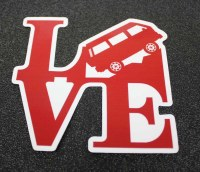Decal - Westy Love