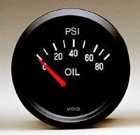 Oil Pressure Gauge 80psi VDO