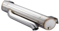 V.S. Muffler Type 2 72-74 & 79 Superflow Hidden Tip (VSD155211050SF)