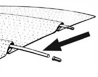 Headliner Bows - Set of 6.
