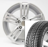 "17"" Winter Wheel Tire Set 014 (HIMALAYA)"