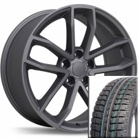 "18"" Winter Wheel Tire Set 004 (ANTARES GRIP)"