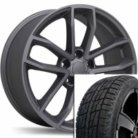 "18"" Winter Wheel Tire Set 006 (HIMALAYA)"