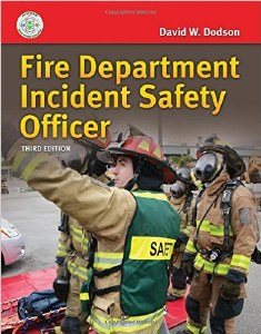Fire Department Incident Safety Officer, 3rd edition