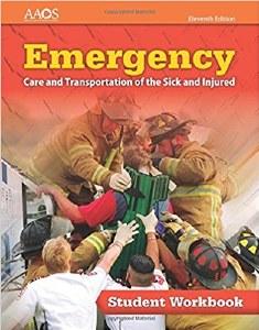 EMT- Workbook 11th Ed