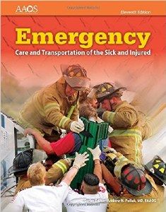 EMT-Emergency Care 11th Ed.