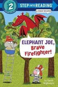 Elephant Joe-Brave Firefighter