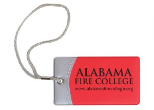 AFC Red Luggage Tag