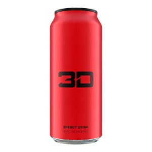 3D Red