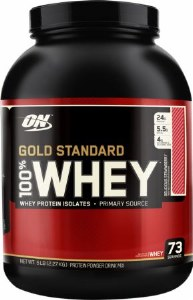 Gold Standard Whey Strawberry