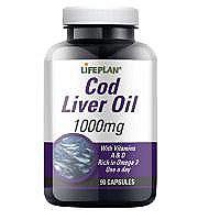 Cod Liver Oil 1000mg
