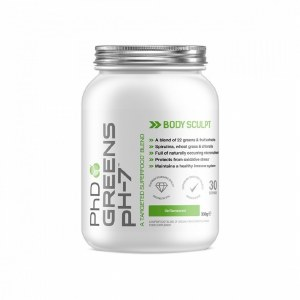 Greens pH-7 Unflavoured