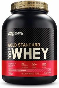 Gold Standard Whey Strawberry