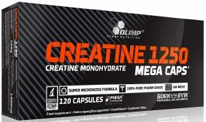 Creatine Mega 1250mg