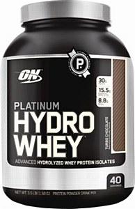 Platinum Hydro Whey Chocolate