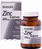 Zinc Sulphate 200mg