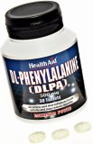 DL-Phenylalanine (DLPA) 500mg