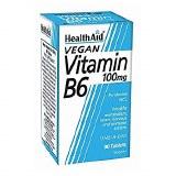 Vitamin B6 (Pyridoxine HCl)