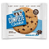 Choc Chip Complete Cookie