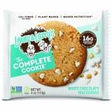 White Choc Macademia Cookie