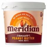 Smooth Peanut Butter No Salt