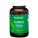 Turmeric (Curcumin) 750mg
