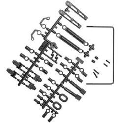 NEW! AXIAL RC Aluminium Link Set RR10 AXIC3340