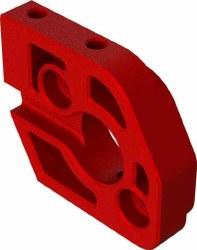 Red Arrma AR390136 ADS-7M V2 Waterproof Servo 6.5 kg Hobbico Inc ARAM1019