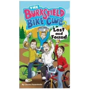 Burksfield Bike Club: Book 2