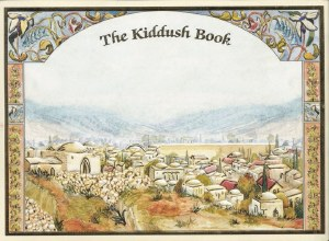 The Kiddush Book With English