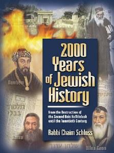 2000 Years Of Jewish History H