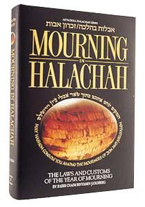 Mourning In Halacha