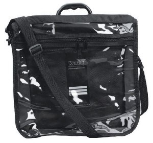 Tallis Tote Deluxe Clear