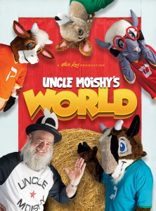 Uncle Moishy's World DVD