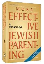 MoreEffective Jewish Parenting