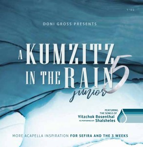 A Kumzitz In The Rain 5 (Songs