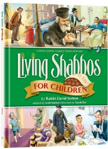 Living Shabbos for Children