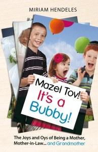 Mazel Tov!  It's A Bubby !