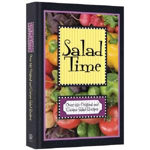 Salad Time Kosher Cookbook